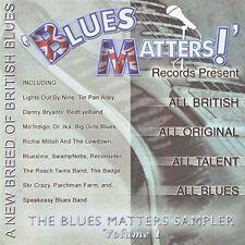 Blues Matters Sampler Volume 1 [CD]