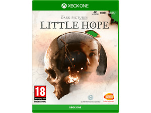 Xbox One The Dark Pictures: Little Hope