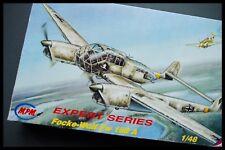 MPM Expert Series Focke-Wulf Fw 189A 1/48 Scale Model Kit