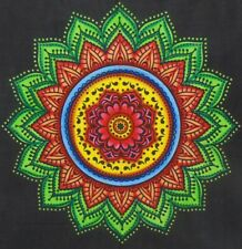 Indian Ombre Mandala Tapestry Throw Wall Hanging Boho Dorm Decor Brush Poster
