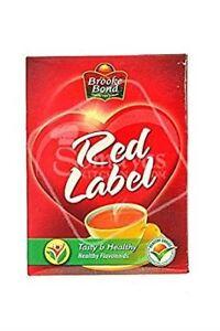 Red Label Indian Brooke bond Tea (Chai) 250g/500g