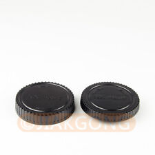 DSLRKIT Rear Lens + Camera body Cover cap for SAMSUNG NX10 NX300 NX30 NX2000 NX1