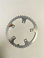 Shimano Biopace-SG  52 Tooth Silver Chainring  for Narrow Chain 130mm BCD NOS