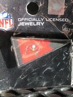 New & Sealed NFL Tampa Bay Buccaneers Pendent Game Day Pin WinCraft Collection