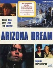 Blu Ray ARIZONA DREAM Johnny Depp ** Special Edition (Blu Ray+Booklet) ** NUOVO