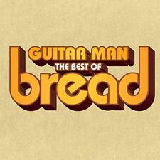 Bread - Guitar Man - The Best Of Bread & David Gates - CD NEW & SEALED 2017