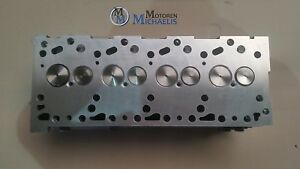 Cylinder Head Valves + Camshaft Suitable For Iveco Daily 2,5 Tdi 8140.27/47