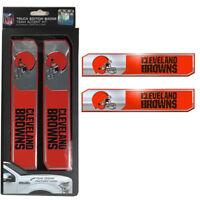 NFL Cleveland Browns Car Truck Edition Badge Color Aluminum Emblem Decal Sticker
