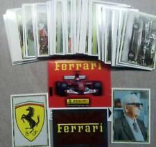 FERRARI Panini Full Complete Stickers set