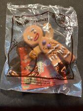 Nib 2007 McDonald's Happy Meal Toy Shrek The Third Talking Gingy #4