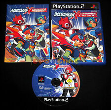 MEGAMAN X COMMAND MISSION Ps2 Versione Italiana Mega Man ••••• COMPLETO