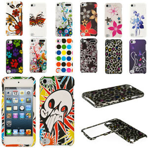 For Apple iPod Touch 7th 6th 5th Ultra Thin Hard Shell Snap-on Hybrid Case Cover