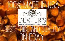 Homemade Sweet Potato Jerky Treats for Pets! All Natural! USA Made! Fresh! Fast!