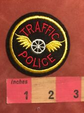 Patch TRAFFIC POLICE - Wings S83R