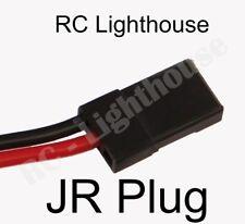 RC lights JR connector plug for direct power add on  1 pc.   Futaba Tamiya