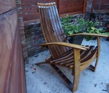 Oak Patio Adirondack Chairs For Sale | EBay