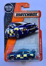 Matchbox SUBARU Impreza WRX STI Cosworth AWD JDM RS WRC SPT Volks APR Police Oem