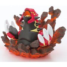 3DS Game Pokemon Omega Ruby Original Figure Primal Genshi Groudon Japan Kaiyodo
