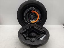 "2014 FIAT 500L 16"" Continental Space Saver Spare Wheel Kit + Tool Kit"