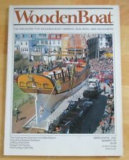 WOODEN BOAT MARCH/APRIL/2002..MAGAZINE FOR WOODEN BOAT OWNERS, BUILDERS,OWNERS