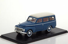 1:43 Neo Volvo PV445 Duett 1956 blue/lightgrey