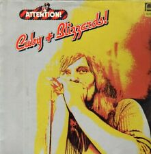 Cuby & The Blizzards Attention! Cuby + Blizzards Fontana Vinyl LP