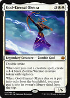 God-Eternal Oketra x1 Magic the Gathering 1x War of the Spark mtg card