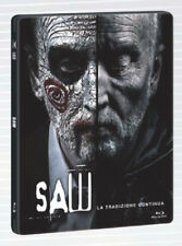 SAW COLLECTION  STEELBOOK   2 BLU-RAY  COFANETTO