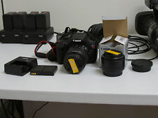 Used *Great Condition* Canon T5, Canon 18-55mm+Canon 50mm f/1.8
