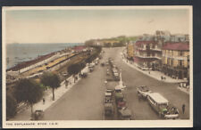 Isle of Wight Postcard - The Esplanade, Ryde     RS10682