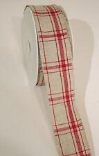 Schleifenband 40mm x 15m,(€ 0,49/m), Geschenkband Weihnachten