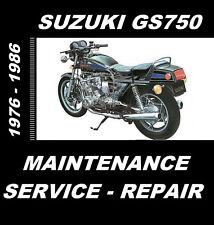 buy gs cd motorcycle repair manuals literature ebay