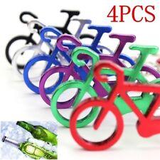 4Pcs/Set Outdoor EDC Multi Bike Keychain Key Ring Bottle Wine Beer Opener Tool