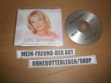 CD Schlager Uta Bresan - Wir brauchen Zeit um zu Träumen (1 Song) MCD PALM REC