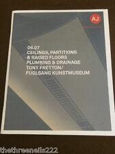 AJ SPECIFICATION - FUGLASANG KUNSTMUSEUM - JUNE 2007