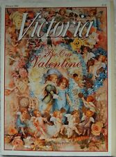 Early Victoria magazine~February 1994~In the heart of Paris a Bower of Roses~NR