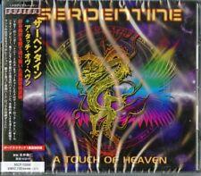 SERPENTINE-A TOUCH OF HEAVEN-JAPAN CD BONUS TRACK Ltd/Ed F75