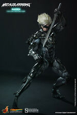 "Hot Toys 1/6 Scale 12"" Metal Gear Rising Revengeance Raiden Figure 902184 VGM17"