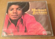 Michael Jackson -The Very Best Of 3x Cd Box Set Mega Rare Readers Digest SEALED!