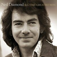 Neil Diamond All-Time Greatest Hits Audio CD Brand New Free Fast Shipping