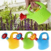 Cute Cartoon Home Garden Watering Spray Bottle Sprinkler Kids Beach Bath Toy