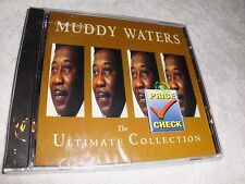 The Ultimate Collection-Muddy Waters CD-OVP