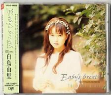Shiratori Yuri - Baby's Breath -J-Pop CD-1997 - VPCG-84629 + OBI Yuri Shiratori
