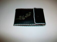 Vintage Miracle-Tone Miracle Tone Black Leather Children's Wallet