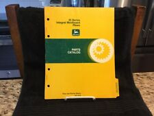 Vintage 1978 John Deere Parts Catalog 30 Series Intregal Moldboard Plows Pc-1575