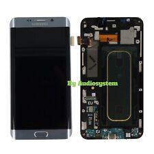 Samsung GH97-17819D Schermo LCD con Vetro Touch Screen per Samsung Galaxy S6 Edge Plus - Argento