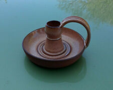 Cumbria Pottery Candle Holder, Go to Bed,