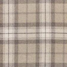 NEW Moon Park Lane tessuto check. 100% LANA D'AGNELLO TARTAN tessuto. prezzo di vendita!