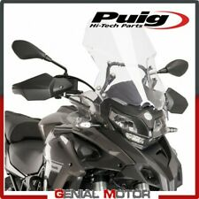 PUIG Screen Touring Compatible for BENELLI TRK 502 X 2020 Transparent