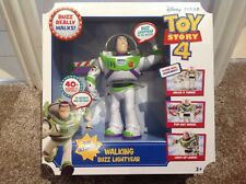 "Disney Toy Story 4 ""The Ultimate Walking Buzz Lightyear"" NEW And SEALED"